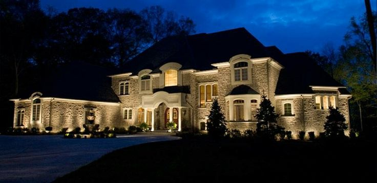 Outdoor Home Lighting Stunning 29 Best Night Light Images On Pinterest  Exterior Lighting 2018