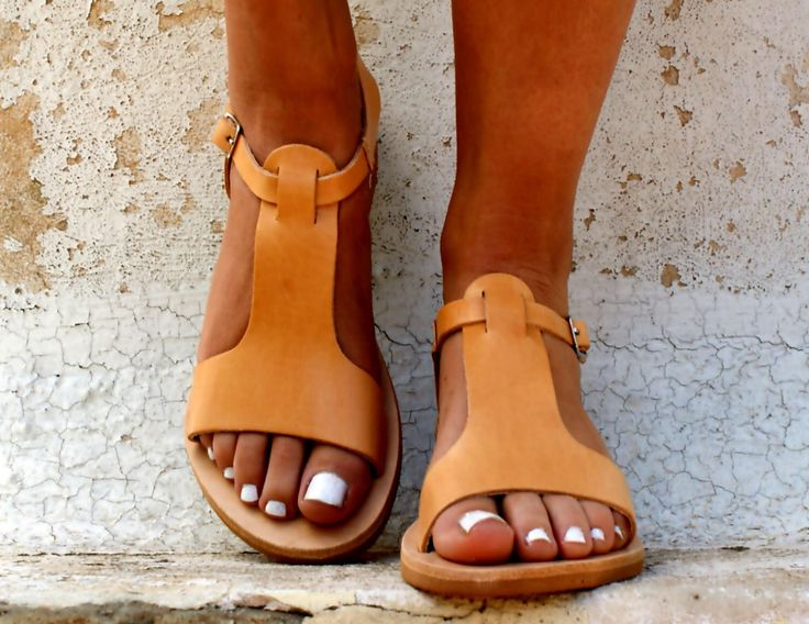 CASSANDRA sandals/ Greek leather sandals/ roman sandals/ ancient grecian sandals/ handmade sandals/ Greek flats/ natural beige color sandals by Leatheropolis on Etsy https://www.etsy.com/listing/504871752/cassandra-sandals-greek-leather-sandals