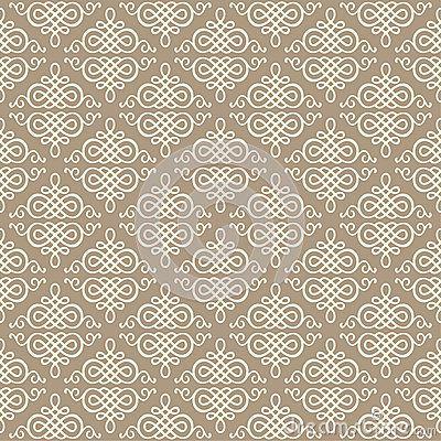 Retro pattern  illustration. Background