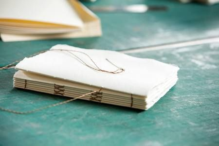 Beginners Bookbinding%3A Japanese binding