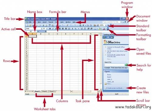 Ms Office Word 2003 Tutorial Pdf