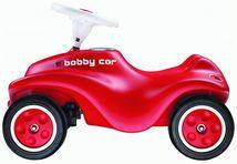BIG - Auto Odstrkovadlo New Big Bobby Car Červené