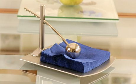 A Napkin Holder is on everyone's countertop