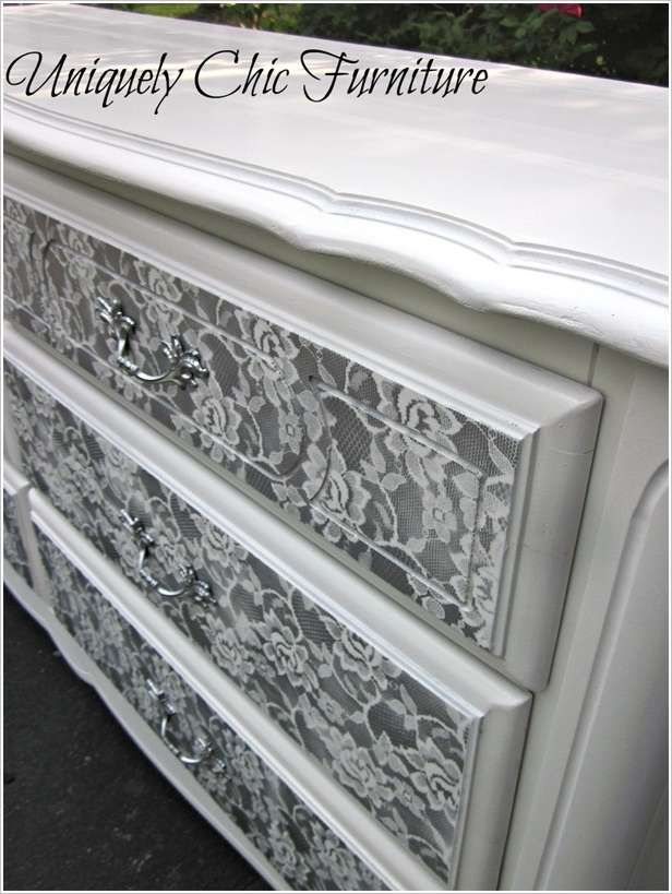 Image via: uniquely chic mosaics If you have an unsightly old dresser and you are thinking to get rid of it then change your plan. Image via: kjohnson 88 Y