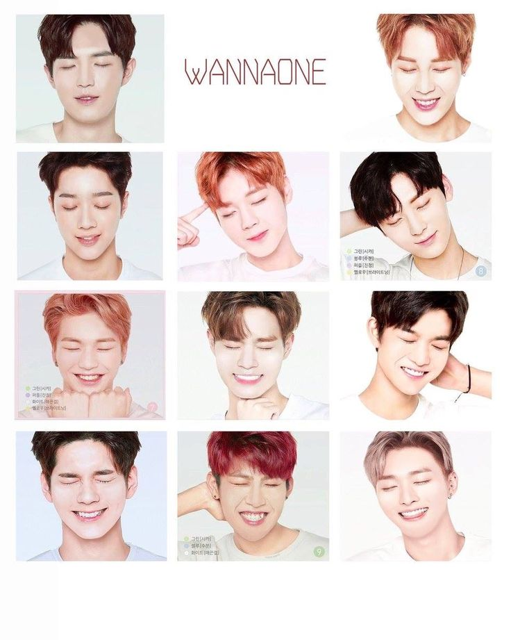 Wanna One jjang♡
