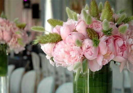 Des pivoines pour le bouquet de la mariée