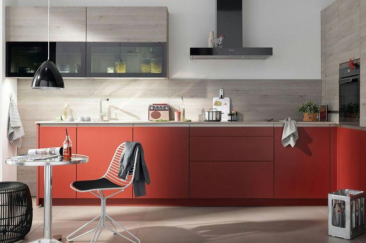 78 best Moderne Küche images on Pinterest Kitchen contemporary - küchenspiegel aus holz