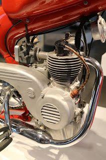 1958 Motom 48cc Cyclemotor