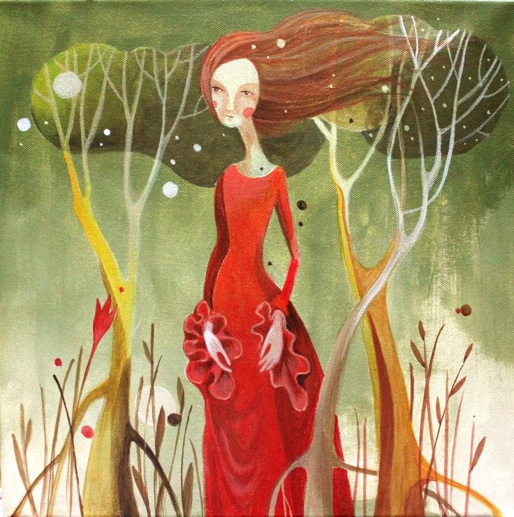 aJSha - Janka Stašková :listening to the wind / počúvanie vetra