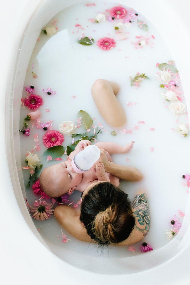 Milk Bath Maternity Milk Bath Child Milk Bath Milk Bath Photography 15