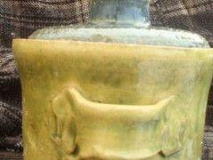 zelený kvašák s dolíčky