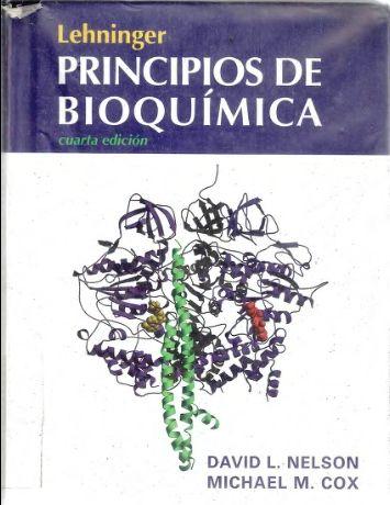 Principios De Bioquímica Leningher 4ª Edición Bioquimica Libros Bioquímica Pdf Libros