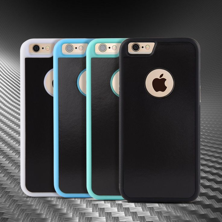 Anti Gravity Mobile Phone Case Hands Free Nano Suction