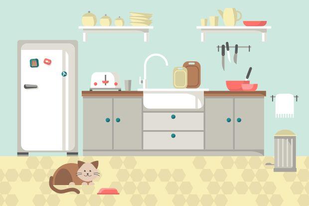 Гид The Village: Как обустроить кухню. Изображение №1.
