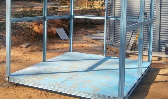 Eps Cement Sandwich Floor Panel