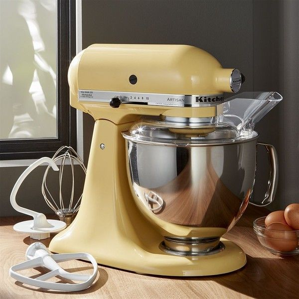 Yellow Small Kitchen Appliances: Best 25+ Kitchenaid Heavy Duty Ideas On Pinterest