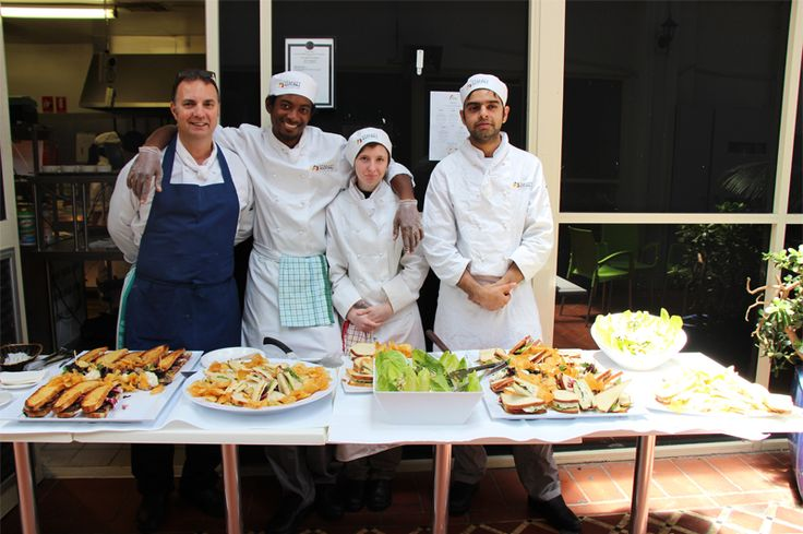 Click here -  http://goo.gl/UG7vWd  If you love cooking and creating delightful dishes, consider obtaining a Certificate III in Commercial Cookery. Check out these great student lunch made by our students from Certificate III in Commercial Cookery