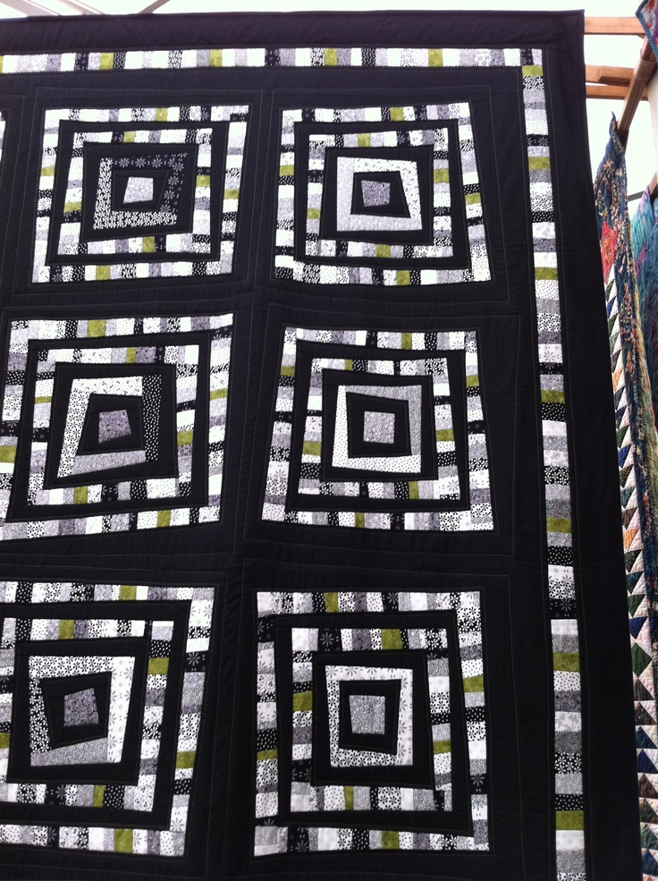 182 best quilts / black and white images on Pinterest | White ...