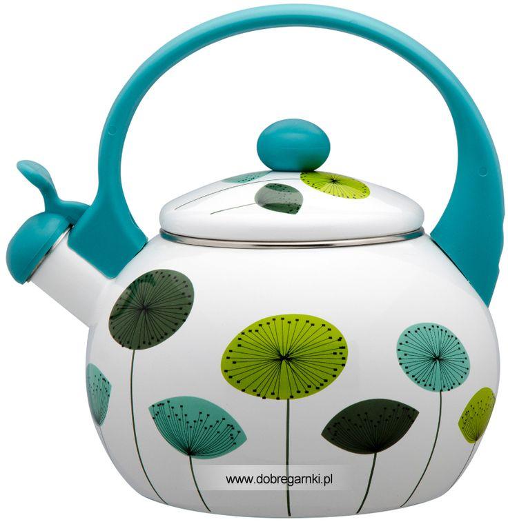 Z okazji nadchodzących świat Wielkanocnych przedstawiamy bardzo ładny czajnik z bardzo ciekawym wzorem :)