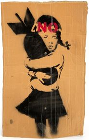 Banksy artwork auction