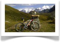 passeggiate mountain bike