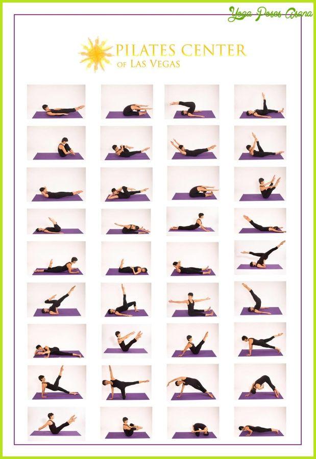 комплексы упражнений пилатес в картинках внешним признакам