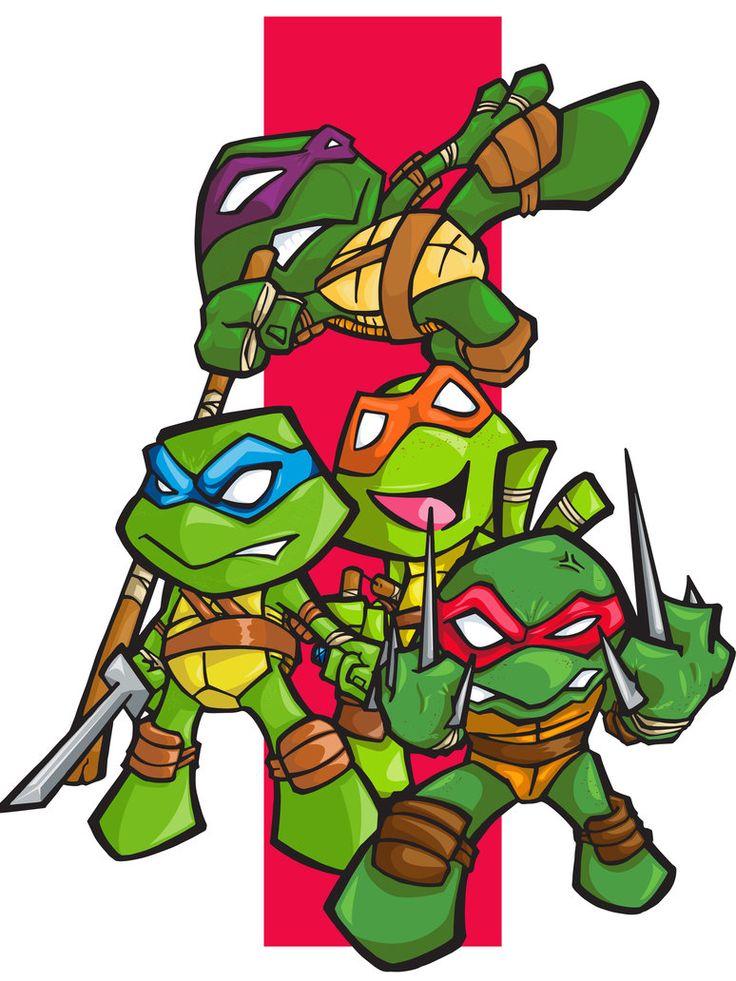 Ninja Turtle Nails: 17 Best Ideas About Ninja Turtle Tattoos On Pinterest