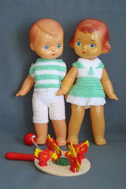 Наши кукольные желания и мечты.