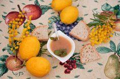 Лимонный мармелад с мятой/ Marmellata di limone con menta | Элла Мартино Рецепты Кулинарные туры Итальянская кухня