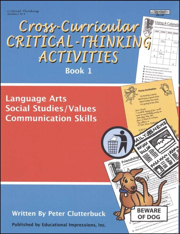 Review of The Critical Thinking Co.™ Critical Thinking Detective Book 1