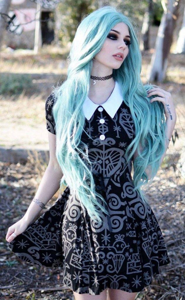 La inefable belleza de Dayana Melgares (Crunk)