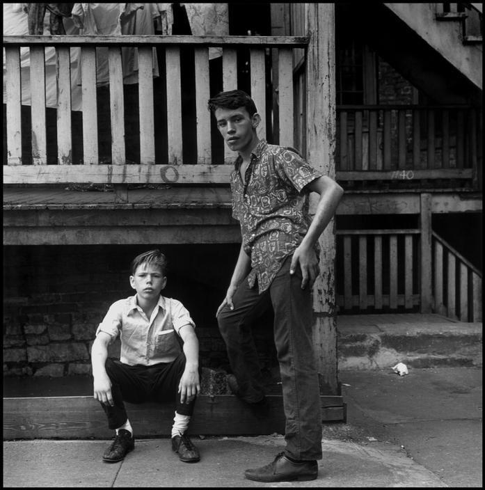 bygoneamericana: Chicago, 1965.Photo by Danny Lyon