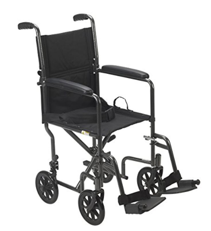 Best Lightweight Folding Wheelchair for Traveling