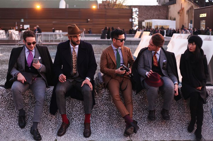 Pitti Uomo 89 – fotorelacja z pierwszego dnia