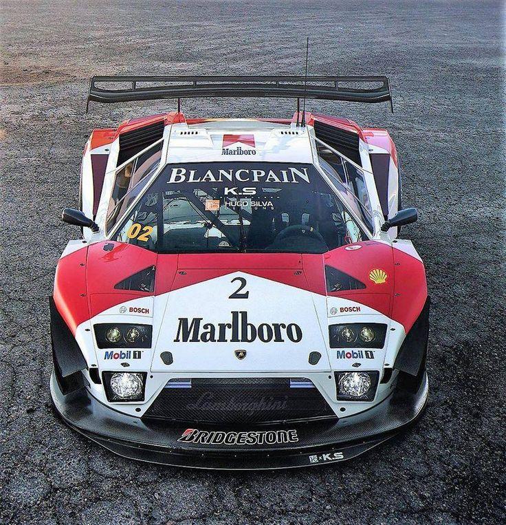Lamborghini Countach Blancpain