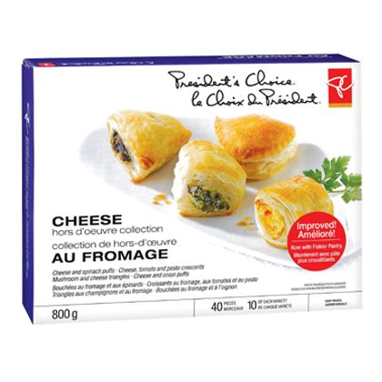 PC Cheese Hors D'Oeuvre Collection