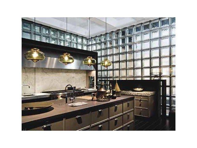 Foto: www.verhaert.be (keuken • oosters • marmer • glastegels • verlichting)