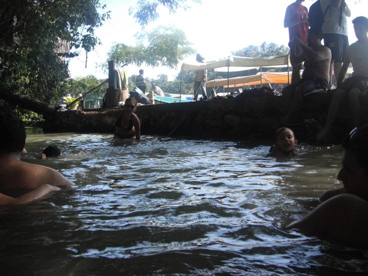 Hot Springs, Santo Tomas de Castilla, Guatemala