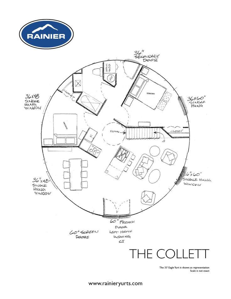 9 Best Yurts Images On Pinterest Yurt Living Dorm Rooms