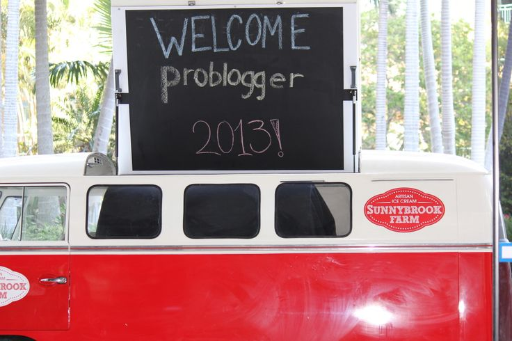27 Things I Loved About the 2013 Problogger Training Event