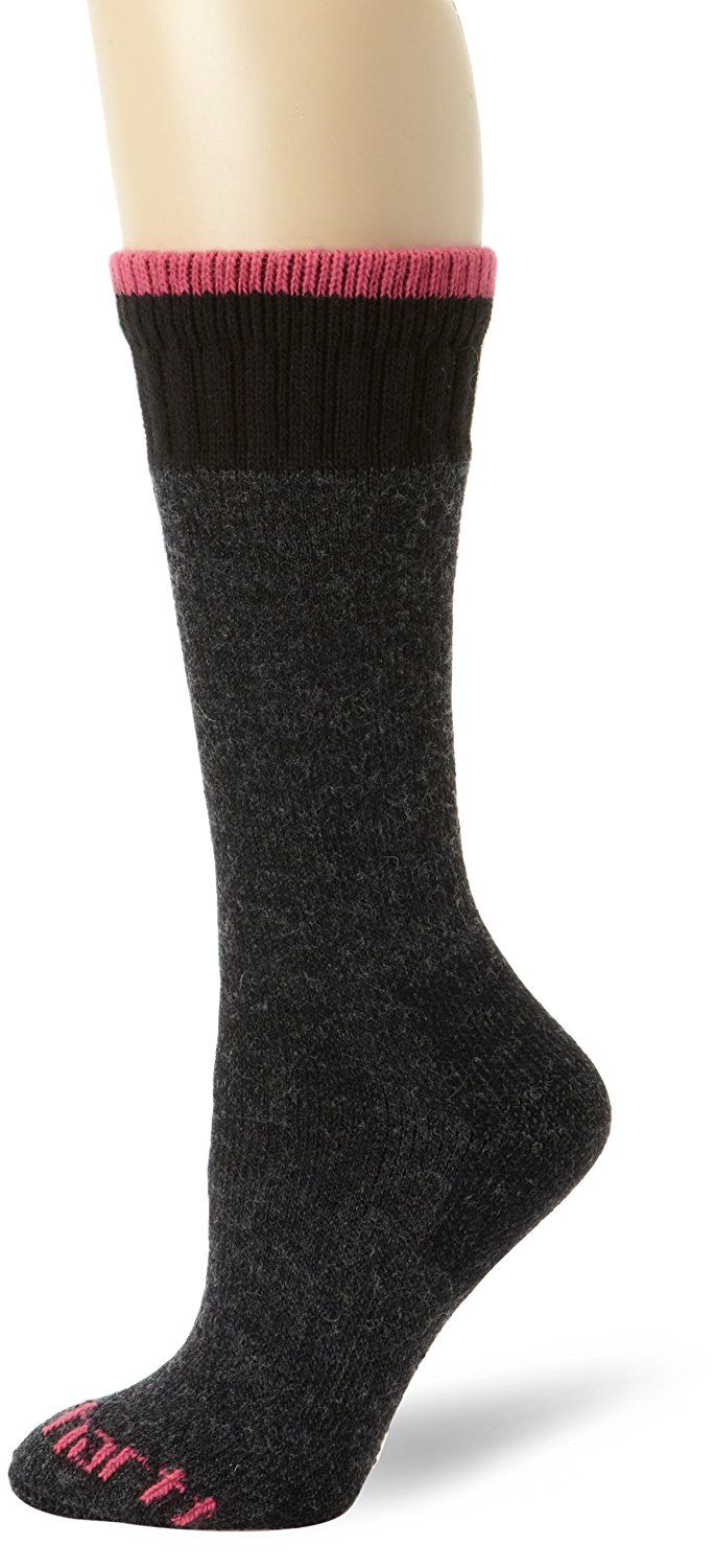 Carhartt Women's Extremes All-Season Boot Socks -- Remarkable product available now. : Carhartt Boots