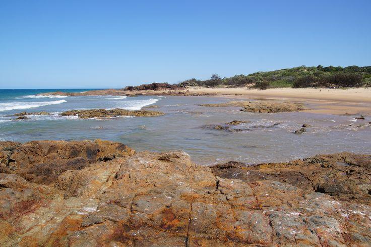Wreck Rock re Ruhl's Beach Qld