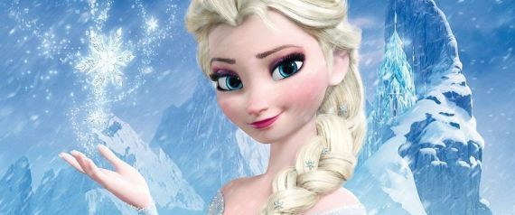 'Frozen' Is On Netflix, But It's Not What You Think
