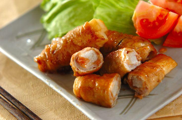 お弁当のおかずにもオススメ! 薄切り豚肉も食べごたえ満点な一品に!