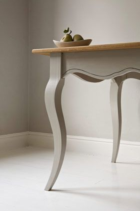 All White - a top selling paint colour from Farrow and Ball. #InteriorDesign.