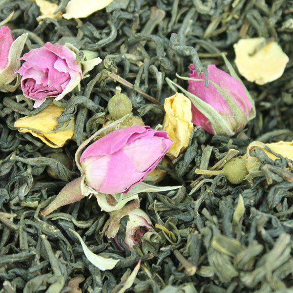 tè alle rose - Cerca con Google