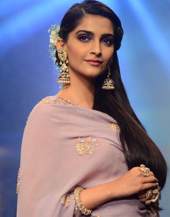 Embellishments: Sonam Kapoor