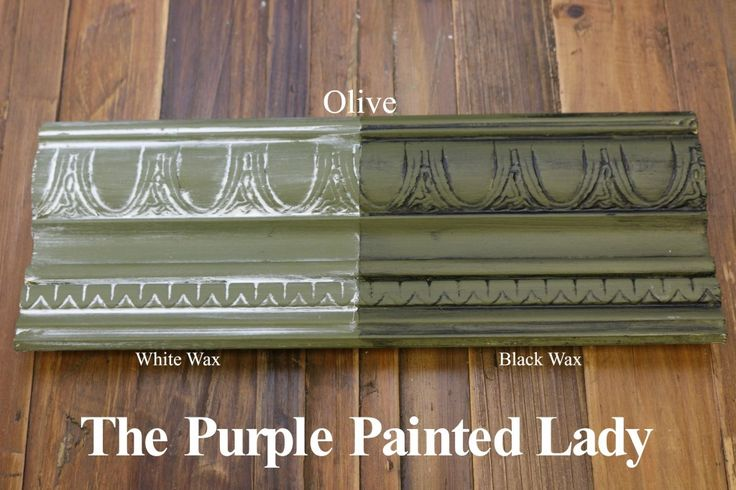 The Purple Painted Lady Olive Chalk Paint Annie Sloan