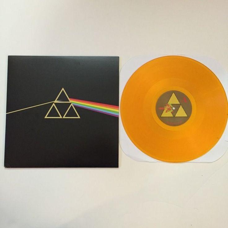 Legend of Zelda Soundtrack Vinyl LP record Numbered  koji kondo RARE