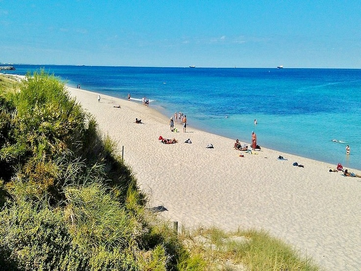 Cottesloe Beach, Perth, Western Australia - 12 beaches in Australia not to miss: http://www.ytravelblog.com/beaches-in-australia/